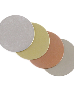 Stamp Blank Discs