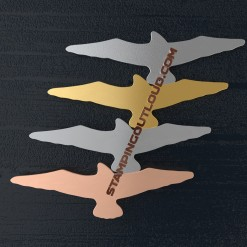 Eagle Shaped Stamping Blanks