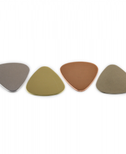 Guitar Pick Shaped Stamping Blanks
