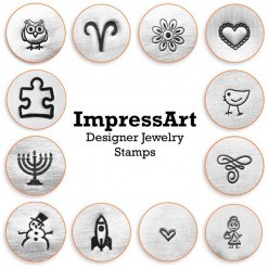 Designer Stamps by ImpressArt