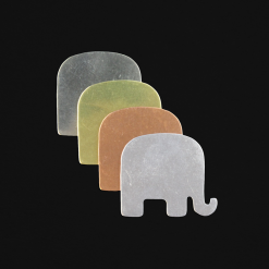 Republican Elephant Stamping Blanks