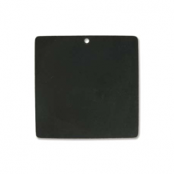 23mm Vintaj Art Square Jewelry Blank