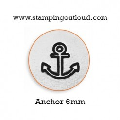 Anchor Metal Design Stamp