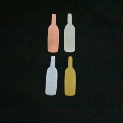 Bottle Shaped Stamping Blanks