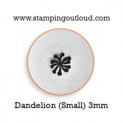 Dandelion Metal Design Stamp