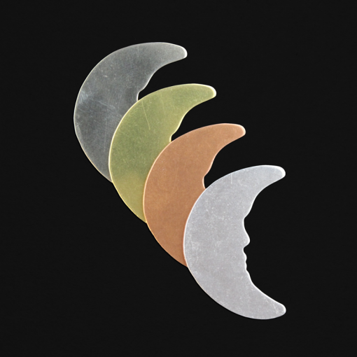 Man-In-The-Moon Stamping Blanks