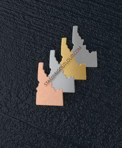 Idaho State Stamping Blank