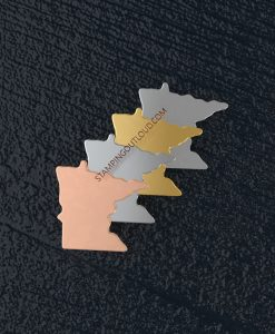 Minnesota State Stamping Blank