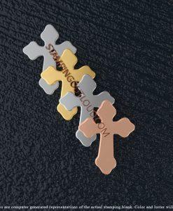 Orthodox Cross Stamping Blanks