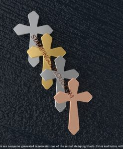 Cross Stamping Blanks