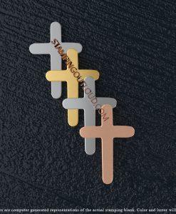 Skinny Cross Stamping Blanks