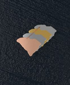 South Carolina State Stamping Blank