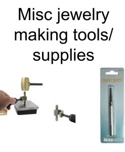 Misc Jewelry Supplies